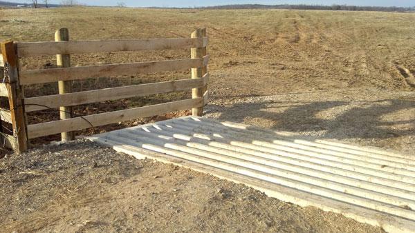 Cattle guard