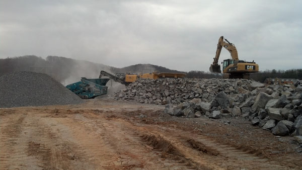 Rock Crushing And Screening