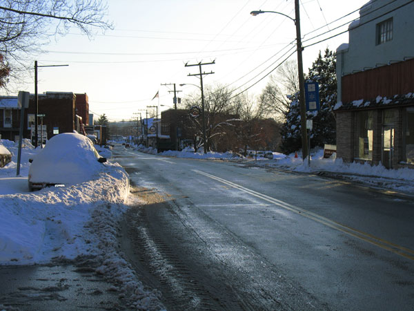 Clear Streets of Snow